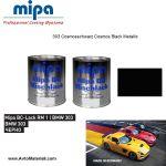 Авто боя готова база 1К Mipa - BMW 303