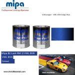 Авто боя готова база 1К Mipa - VWL B5N