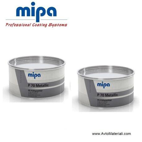 Кит Mipa P70 Алуминий - металик