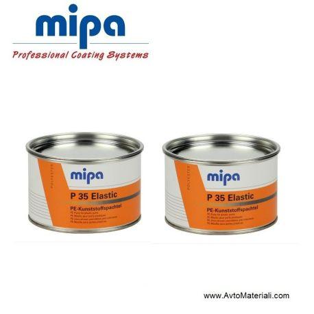 Кит Mipa P35 Еластичен кит за пластмаса