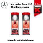 Спрей Auto-K готов цвят Mercedes Benz 197