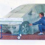 Предпазващо покритие Graffit Auto HDPE