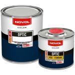 Акрилна боя Novol 202А Snow White (снежно бяло) Алтернативен цвят