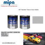 Авто боя готова база 1К Mipa - BMW 354