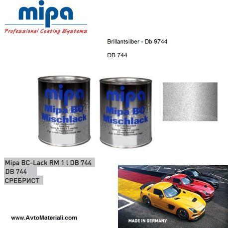 Авто боя готова база 1К Mipa - DB744