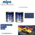 Авто боя готова база 1К Mipa - BMW 317