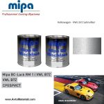 Авто боя готова база 1К Mipa - VWL B7Z