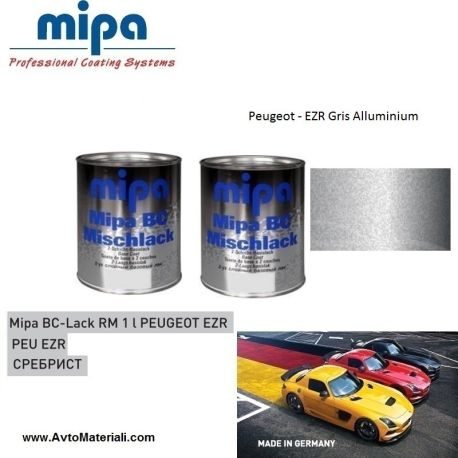 Авто боя готова база 1К Mipa - PEU EZR