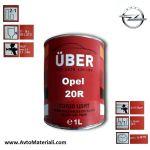 Uber 1К Авто боя база - Opel 20R