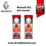 Спрей Auto-K готов цвят Renault 632