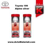 Спрей Auto-K готов цвят Toyota 199