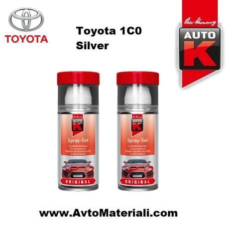 Спрей Auto-K готов цвят Toyota 1C0