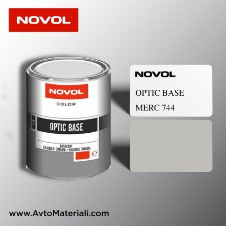 Авто боя готова база 1К Novol - MERC 744
