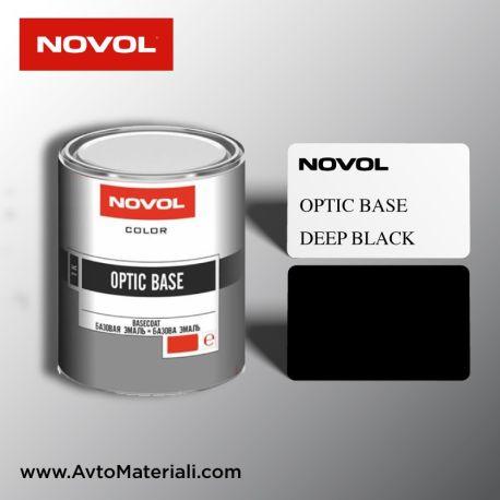 Авто боя готова база 1К Novol - Deep Black