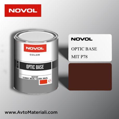 Авто боя готова база 1К Novol - MIT P78