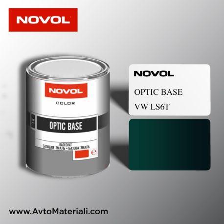 Авто боя готова база 1К Novol - VW LS6T