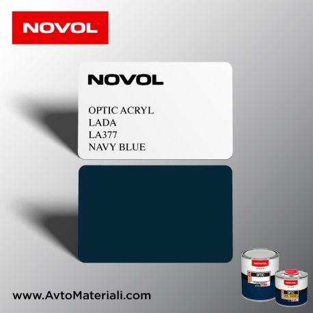 Акрилна боя Novol 377 Navy Blue (син)