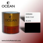 Авто боя готова база Ocean Base Coat - Black