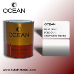 Авто боя готова база Ocean Base Coat - Ford 2431