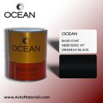 Авто боя готова база Ocean Base Coat - Mercedes 197