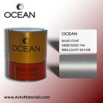 Авто боя готова база Ocean Base Coat - Mercedes 744