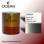Авто боя готова база Ocean Base Coat - Opel 147