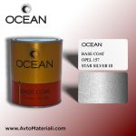 Авто боя готова база Ocean Base Coat - Opel 157