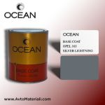 Авто боя готова база Ocean Base Coat - Opel 163