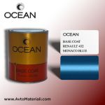 Авто боя готова база Ocean Base Coat - Renault 432