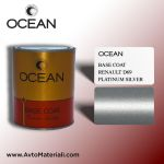 Авто боя готова база Ocean Base Coat - Renault D69