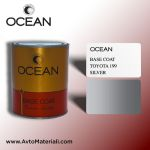 Авто боя готова база Ocean Base Coat - Toyota 199