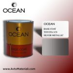Авто боя готова база Ocean Base Coat - Toyota 1C0