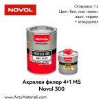 Акрилен грунд 4+1 MS - Novol 300