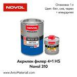 Акрилен грунд 4+1 HS - Novol 310