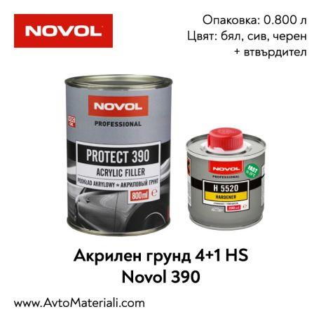 Акрилен грунд 4+1 HS - Novol 390