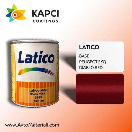 Авто боя готова база Latico - Peugeot EKQ