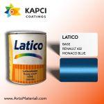 Авто боя готова база Latico - Renault 432
