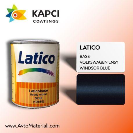 Авто боя готова база Latico - Volkswagen LN5Y