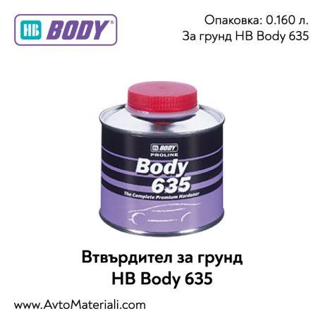 Втвърдител за грунд HB Body 635