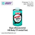 Обезмаслител HB Body 771 Antisil Бърз