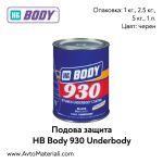 Подова защита HB Body 930 Underbody