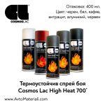 Високотемпературни спрей бой Cosmos Lac