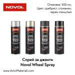 Спрей за джанти Novol Wheel Spray